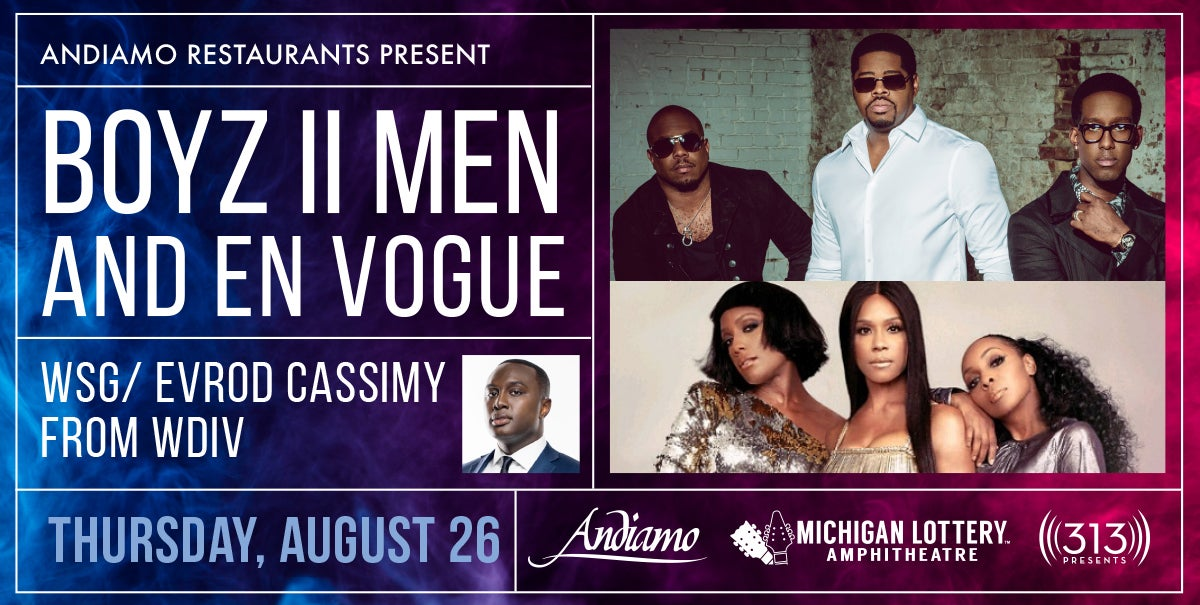 Boyz II Men and En Vogue