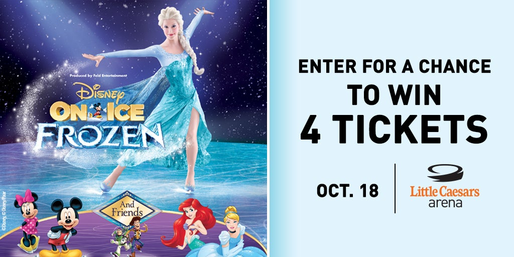Disney ticket giveaway
