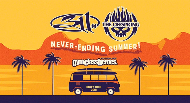 311 and The Offspring