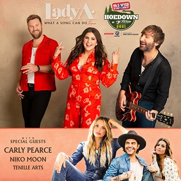 More Info for 99.5 WYCD HOEDOWN featuring Lady A