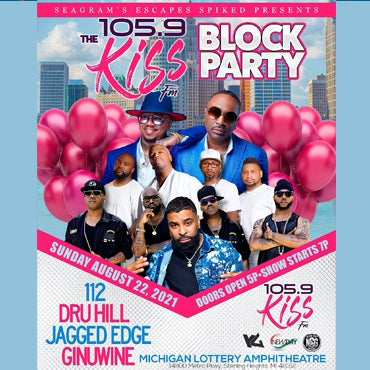 More Info for 105.9 KISS BLOCK PARTY