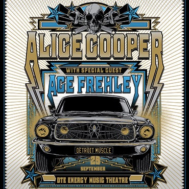More Info for ALICE COOPER ANNOUNCES DTE ENERGY MUSIC THEATRE  PERFORMANCE FOR SATURDAY, SEPTEMBER 25, 2021