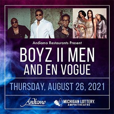 More Info for Boyz II Men
