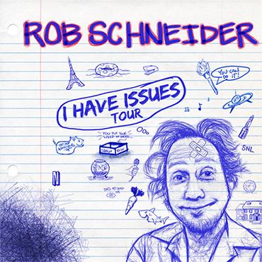 More Info for Comedian Rob Schneider