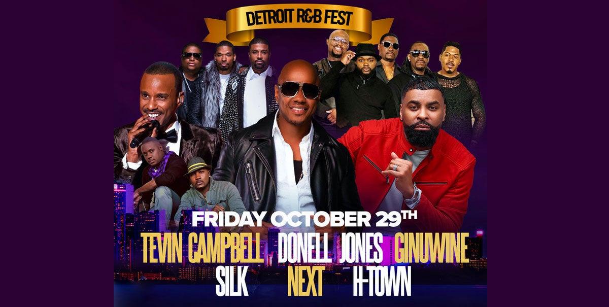 Detroit R&B Fest