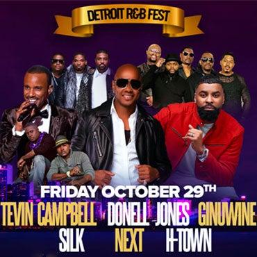 More Info for Detroit R&B Fest