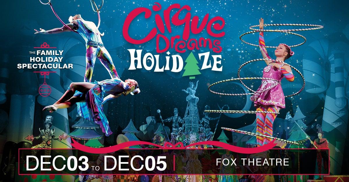 More Info for Cirque Dreams Holidaze