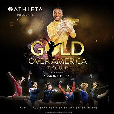 More Info for SIMONE BILES HEADLINES ATHLETA PRESENTS GOLD OVER AMERICA TOUR VISITS LITTLE CAESARS ARENA ON SUNDAY, OCTOBER 24, 2021