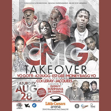 More Info for CMG Takeover
