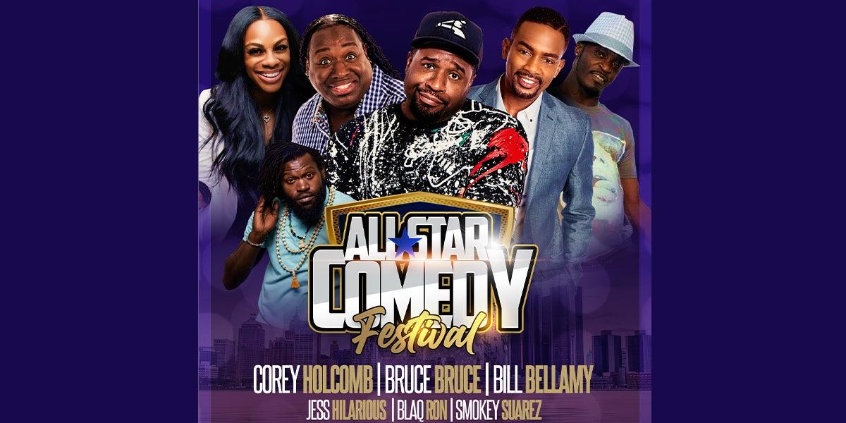 All-Star Comedy Festival