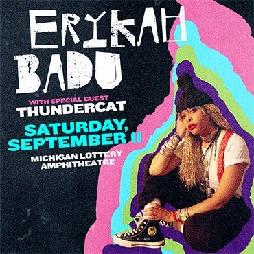 More Info for Erykah Badu