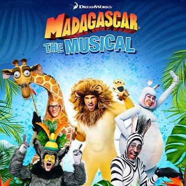 More Info for Madagascar the Musical