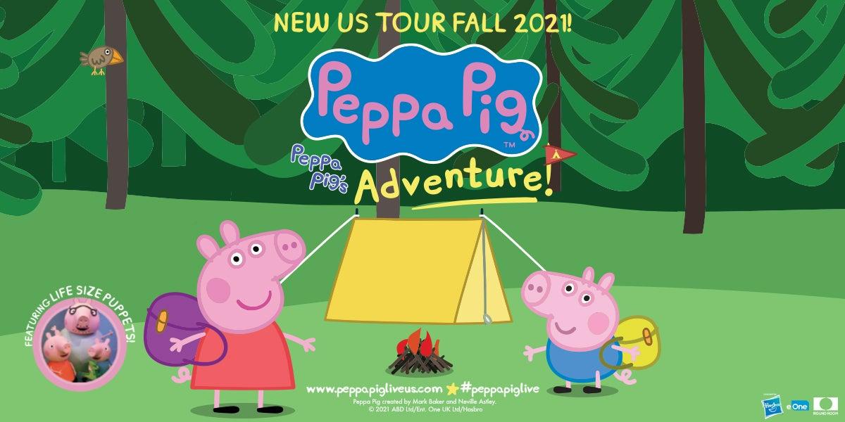 CANCELED: Peppa Pig Live!
