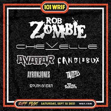 More Info for 101.1 WRIF presentsRIFF Fest 2021