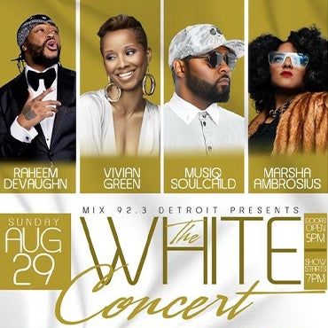 More Info for The White Concert
