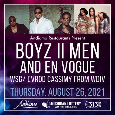 More Info for Boyz II Men and En Vogue