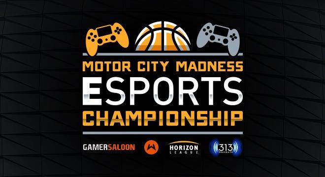 Horizon league and 313 presents announce motor city for Motor city casino little caesars