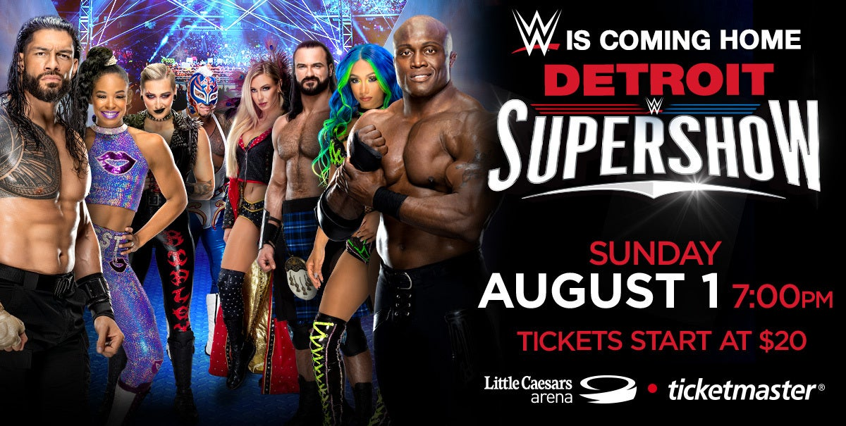 More Info for WWE Live Supershow