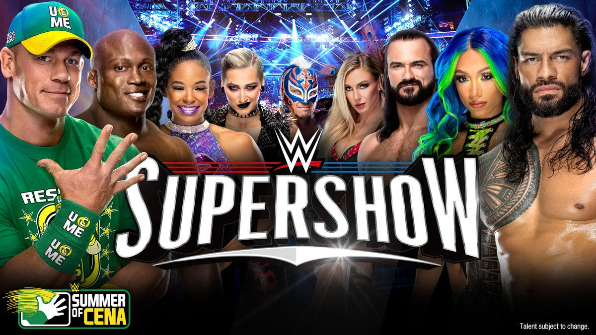 WWE Live Supershow