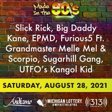 More Info for CANCELLED: Made in the 80's