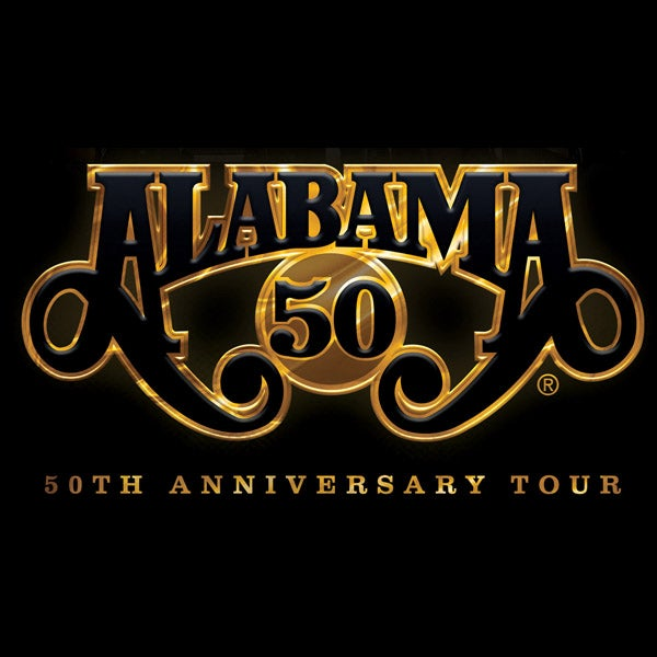 """More Info for ALABAMA'S """"50TH ANNIVERSARY TOUR"""" AT THE FOX THEATRE RESCHEDULED FOR APRIL 7, 2021"""