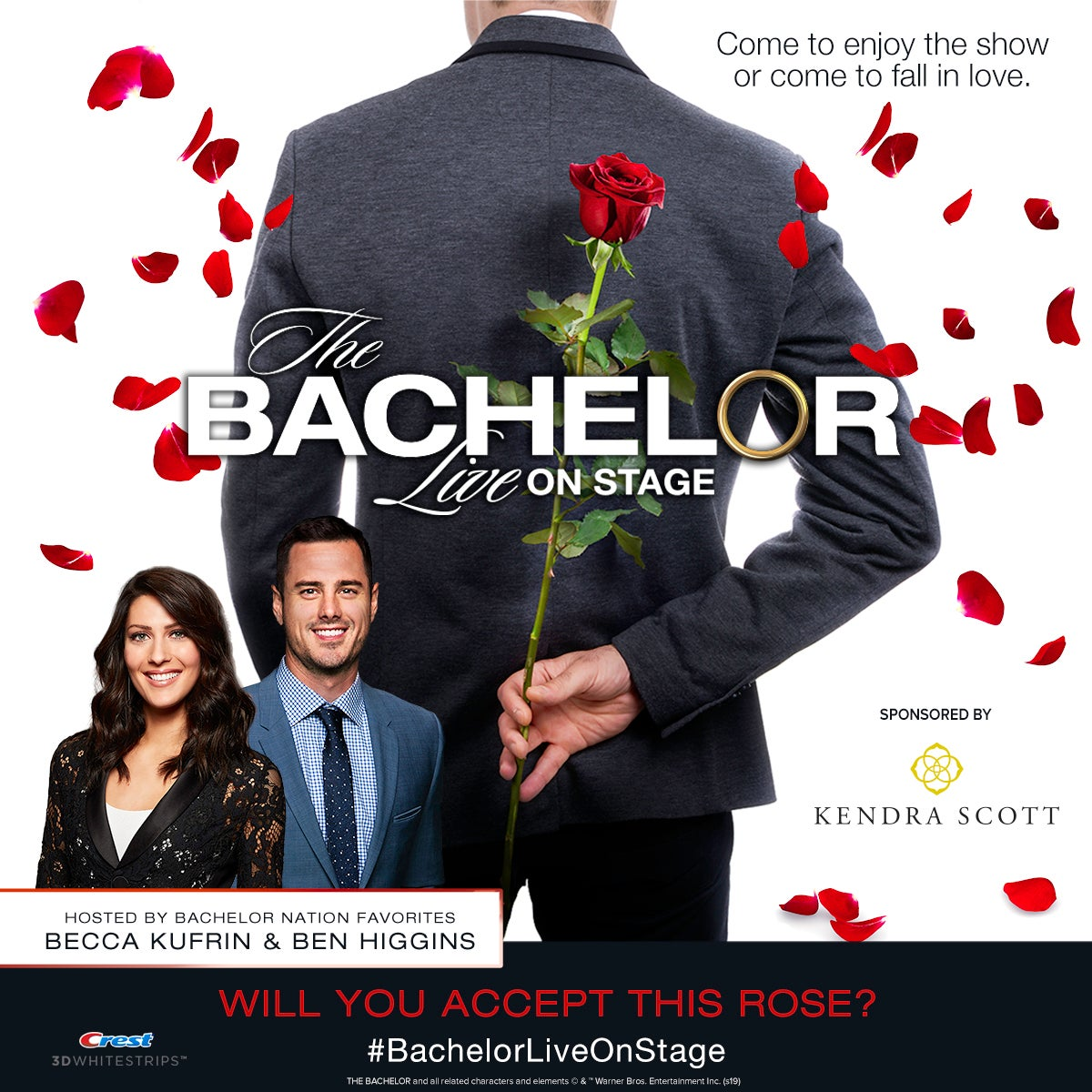 More Info for POSTPONED: The Bachelor Live on Stage