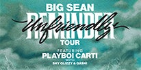 "More Info for BIG SEAN CANCELS ""UNFRIENDLY REMINDER TOUR"" PERFORMANCE AT LITTLE CAESARS ARENA JUNE 2"