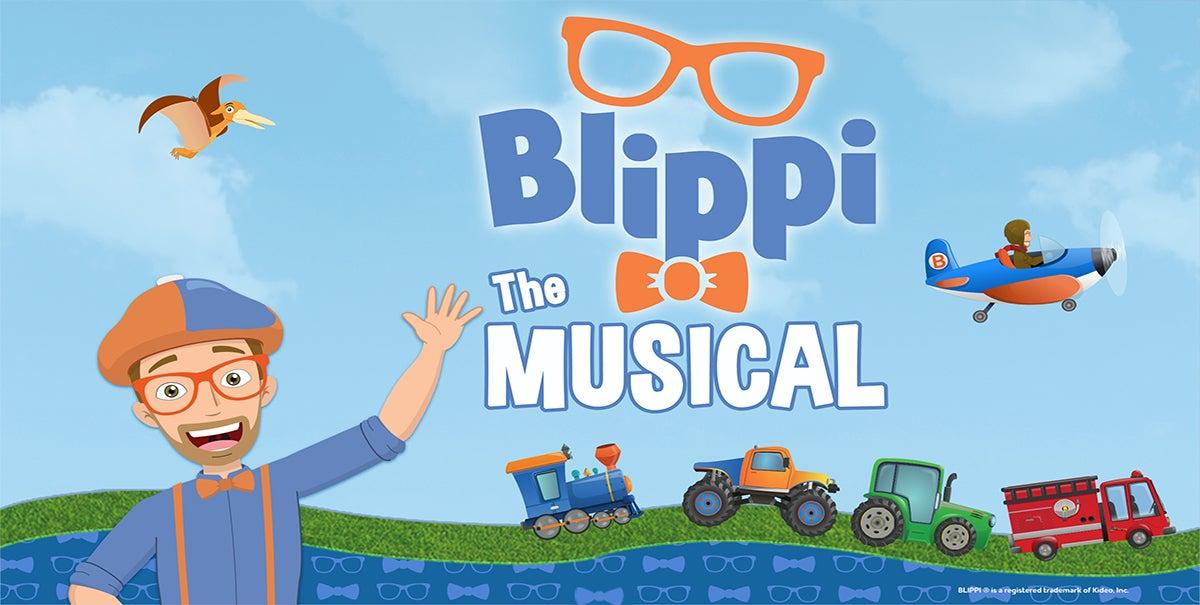 CANCELLED: Blippi The Musical