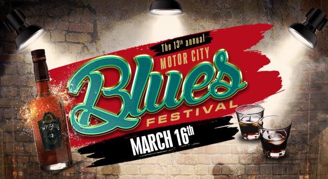 Motor City Blues Festival
