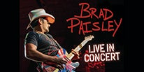 More Info for LIVE IN CONCERT BRAD PAISLEY WITH SPECIAL GUEST KANE BROWN & DAN TYMINSKI AT DTE ENERGY MUSIC THEATRE JUNE 28