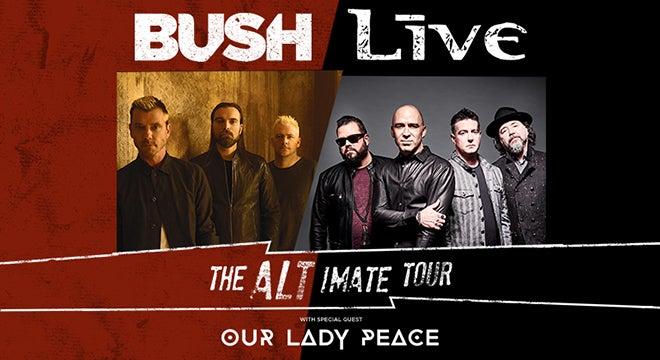 Bush and +LIVE+