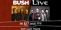 More Info for Bush and +LIVE+