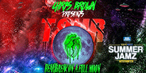 """More Info for HOT 107.5 PRESENTS """"SUMMER JAMZ 21!"""" FEATURING CHRIS BROWN  WHO BRINGS """"HEARTBREAK ON A FULL MOON TOUR""""  WITH H.E.R., 6LACK AND RICH THE KID  TO DTE ENERGY MUSIC THEATRE JULY 25"""