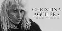 More Info for CHRISTINA AGUILERA ANNOUNCES FIRST TOUR IN OVER A DECADE AND TRAVELS TO THE FOX THEATRE SATURDAY, OCTOBER 13