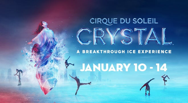 Cirque Du Soleil Crystal 313 Presents