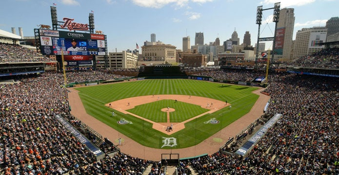 Official Comerica Park Concert Tickets & Venue Information ...