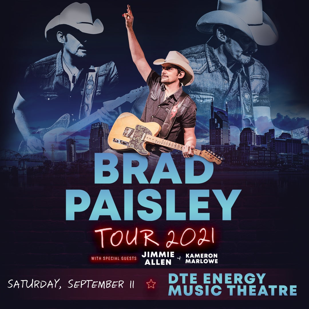 More Info for Brad Paisley