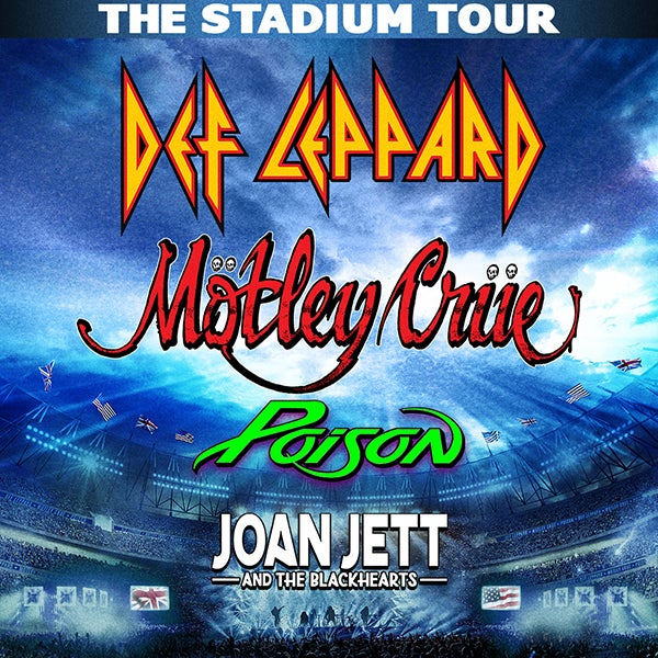 More Info for Def Leppard and Mötley Crüe