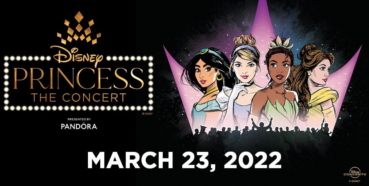 Pandora Presents Disney Princess The Concert