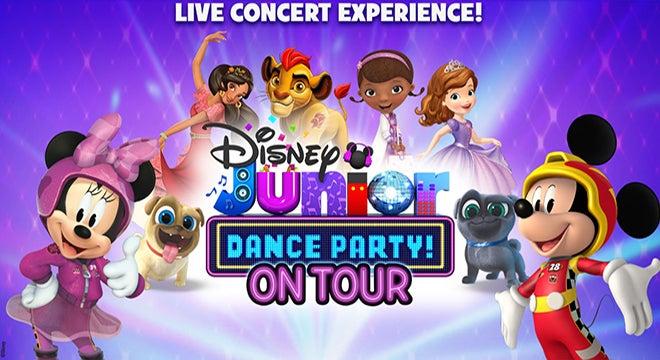Disney Junior Dance Party On Tour 313 Presents