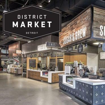 The District Market