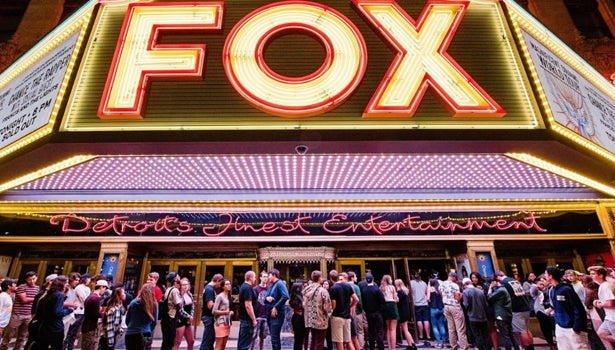 Fox Theatre Box Office Information