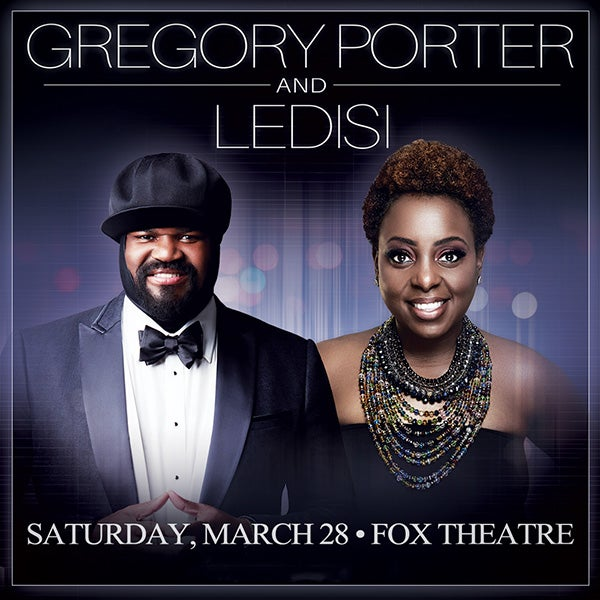 More Info for Gregory Porter and Ledisi