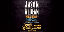 """More Info for JASON ALDEAN BRINGS """"HIGH NOON NEON TOUR"""" WITH SPECIAL GUESTS LUKE COMBS AND LAUREN ALAINA TO DTE ENERGY MUSIC THEATRE FRIDAY, SEPTEMBER 14"""