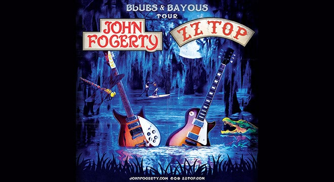 John Fogerty and ZZ Top