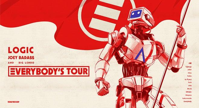 Logic Presents Everybody S Tour Presale