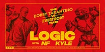 """More Info for LOGIC BRINGS """"THE BOBBY TARANTINO VS. EVERYBODY TOUR"""" WITH SUPPORT FROM NF & KYLE TO DTE ENERGY MUSIC THEATRE SATURDAY, JUNE 30"""