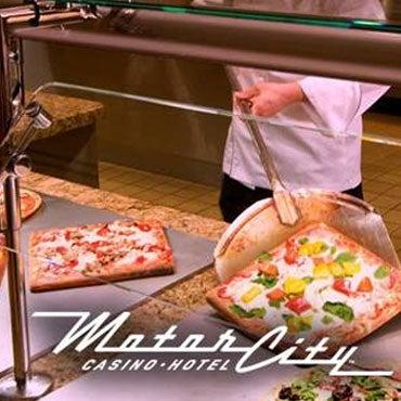 Assembly Line Buffet (MotorCity Casino Hotel)