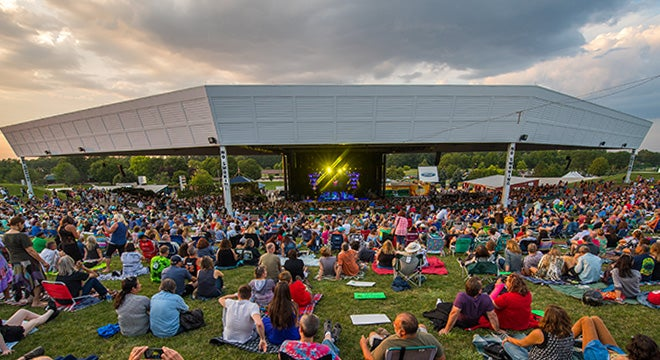 Michigan Lottery Amphitheatre At Freedom Hill 313 Presents