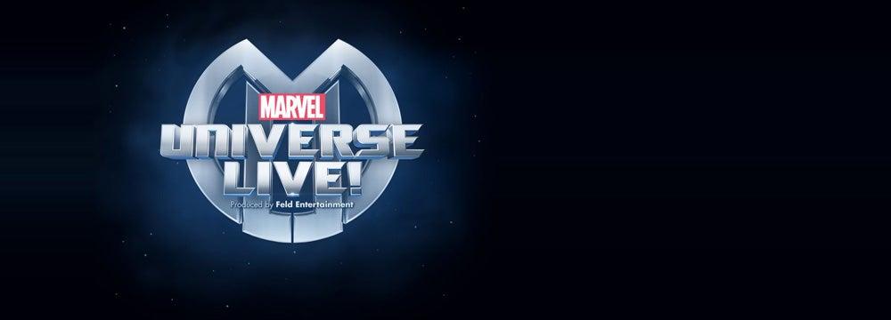 Marvel Universe Live 313 Presents